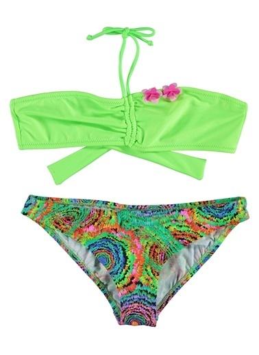 Viva Playa Bikini Üst Renkli